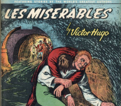 Les Miserables comic