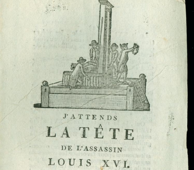 french revolutionary pamphlet