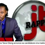 News rapper with JT logo