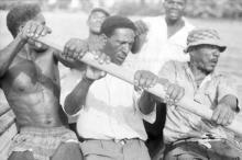 african american sea chantey singers