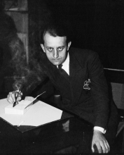 Andre Malraux, 1933