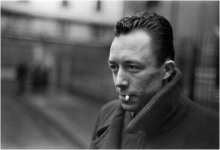Camus in Paris