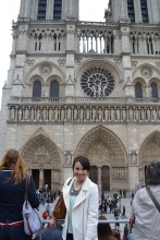 Dana Talant in France