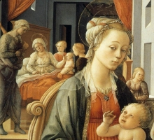 Fra Filippo Lippi - Madonna with Child
