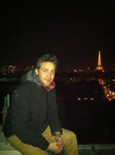 Kevin Escobar in Paris