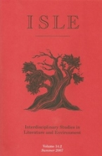 ISLE Journal Cover
