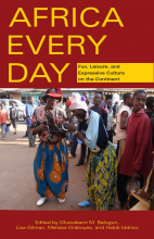 Front cover of Africa Every Day