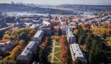 UW Seattle campus