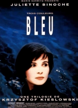 Bleu - movie poster