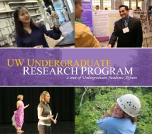 Undergraduate Research Symposium advertisement