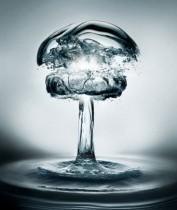 Water Atom Bomb