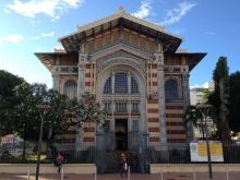 Building in Martinique