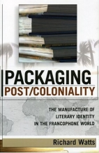 Book cover of Packaging Post/Coloniality