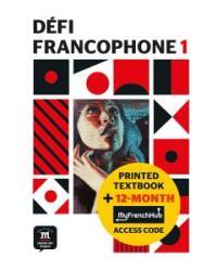 Défi francophone cover