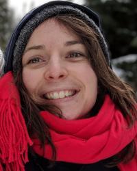 Portrait of Céline Maillard
