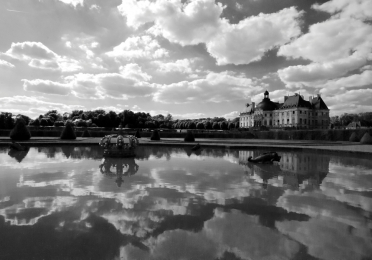 Château de Vaux-le-Vicomte, 2013 by Gabriela Cociuba (3rd Place Winner - 2013 FIS Photo Contest)