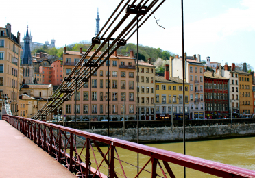 Lyon, France by Kelsey Ann Bourn (2013 FIS Photo Contest)