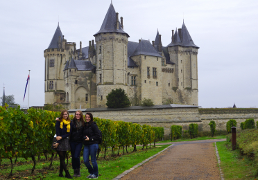Princess Weekend (Château de Saumur) by Mackenzie Kuipers (2013 FIS Photo Contest)