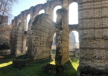 Ruins in Bordeaux
