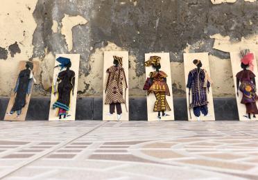 Art in Senegal
