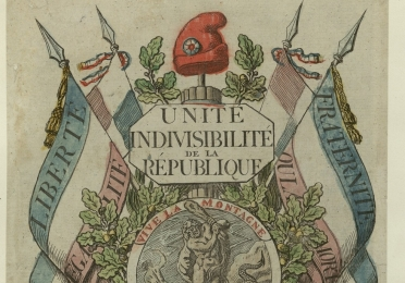 old French crest