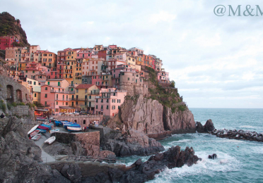 """""""Cinque Terre"""" by Liuyi Wang (2013 FIS Photo Contest)"""