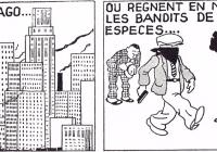 Tintin in America