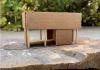 Architectural model by Amanda Hosmer